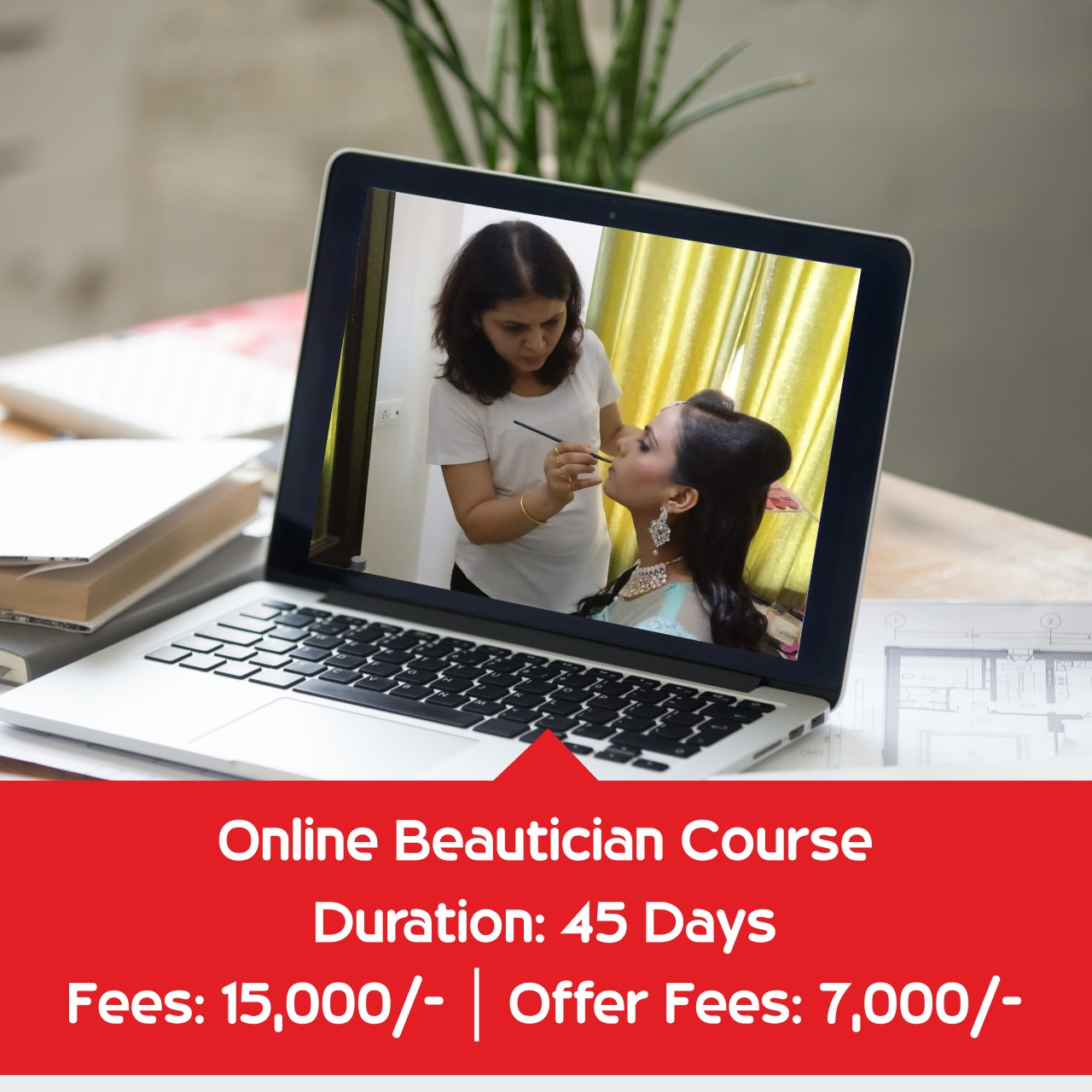 Online Beautician Course